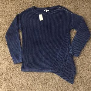 Maurices Navy Sweater